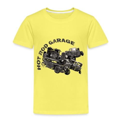 Hot Rod Garage 1 - T-shirt Premium Enfant