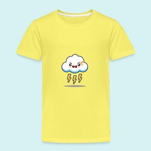 ¡Rayos otra nube! - Camiseta premium niño