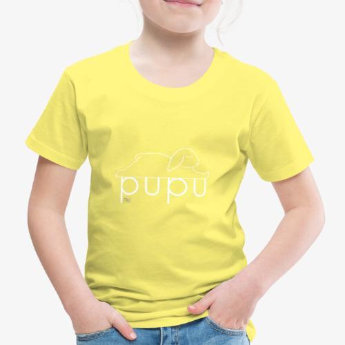 Pupu - IV - Lasten premium t-paita