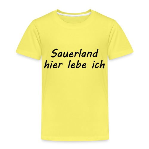 Sauerland - Kinder Premium T-Shirt