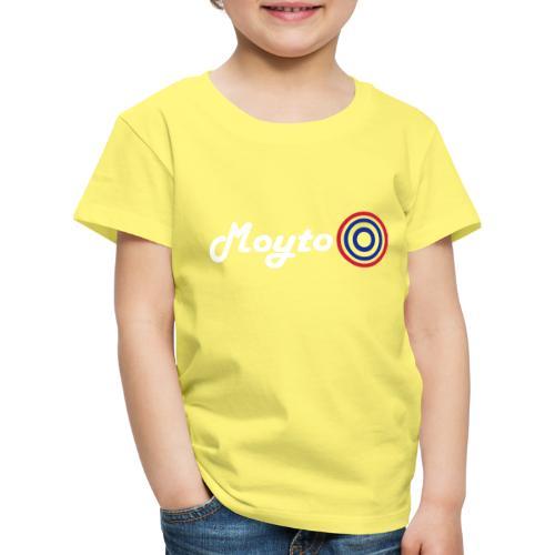 White Sign - Maglietta Premium per bambini