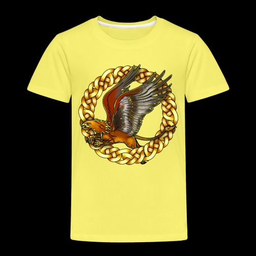 Golden Gryphon - Kids' Premium T-Shirt
