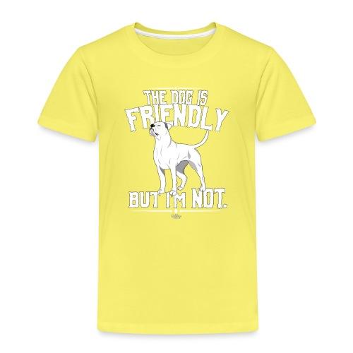 ABfriendly2 - Kids' Premium T-Shirt