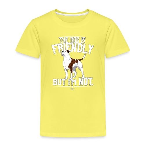 ABfriendly3 - Kids' Premium T-Shirt
