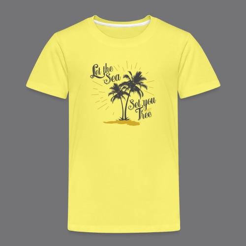 LET THE SEA SET YOU FREE Tee Shirts - Kids' Premium T-Shirt