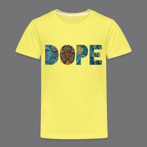 DOPE NATURE Tee Shirts - Kids' Premium T-Shirt