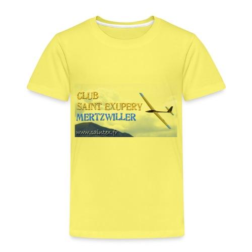 T shirt 2 transp png - T-shirt Premium Enfant