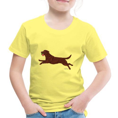 Lab Dami 2 - Kids' Premium T-Shirt