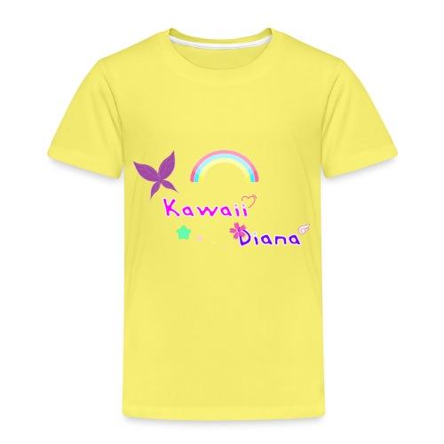 Kawaii Diana - Camiseta premium niño