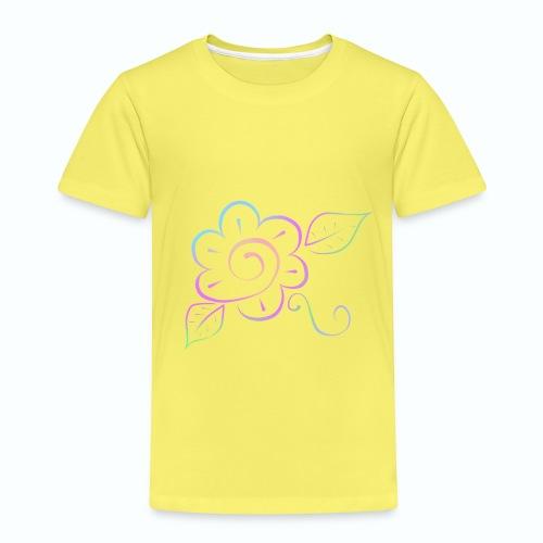 Tonalidades de en flor - Camiseta premium niño