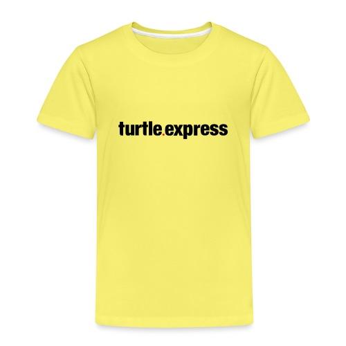 TEX Schriftzug - Kinder Premium T-Shirt