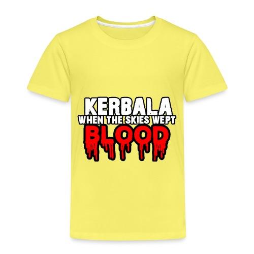 Kerbala - Kids' Premium T-Shirt