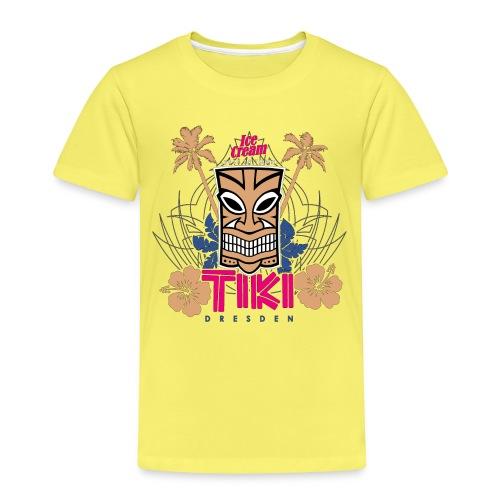 Tiki Dresden Fanshirt - Kinder Premium T-Shirt