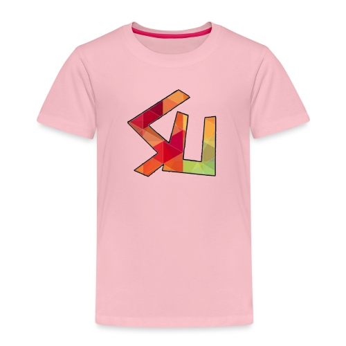 SainT Colour logo - Kids' Premium T-Shirt