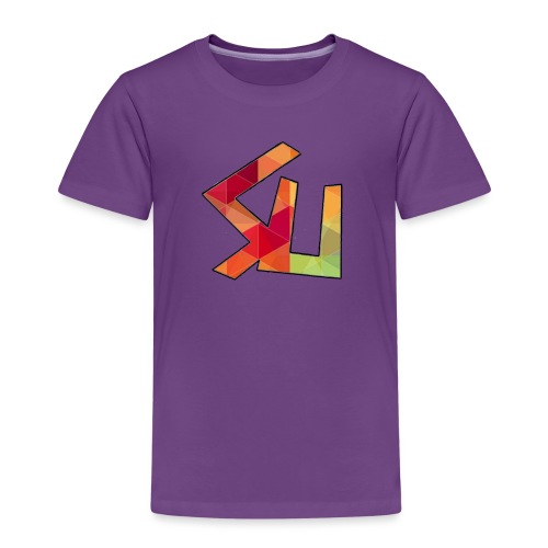 SainT Colour logo - Kids' Premium T-Shirt