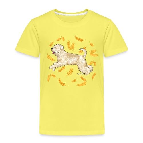 Wheat Wheaten Terrier - Kids' Premium T-Shirt