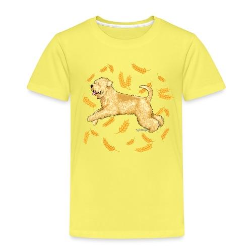 Wheat Wheaten Terrier 2 - Kids' Premium T-Shirt