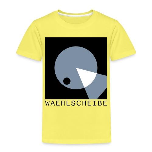 Waehlscheibe Hoodie - Kinder Premium T-Shirt