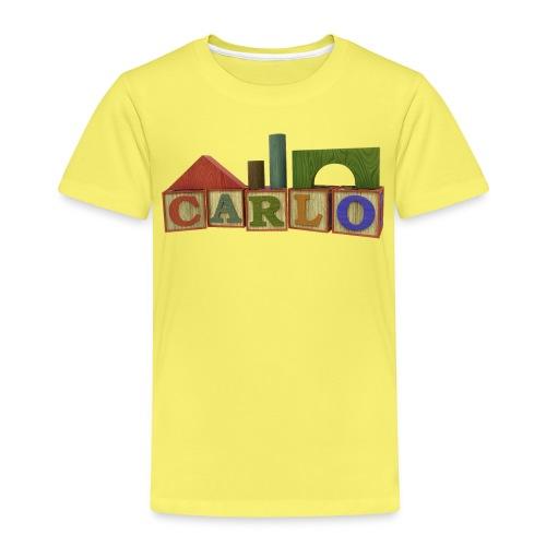 Carlo - Kinder Premium T-Shirt