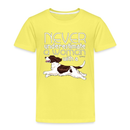 cockerunderestimate9 - Kids' Premium T-Shirt