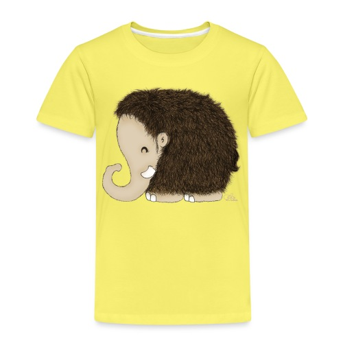 Mini-Mammut Michel - Kinder Premium T-Shirt