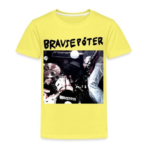 bplivefoto tshirt schwarz - Kinder Premium T-Shirt