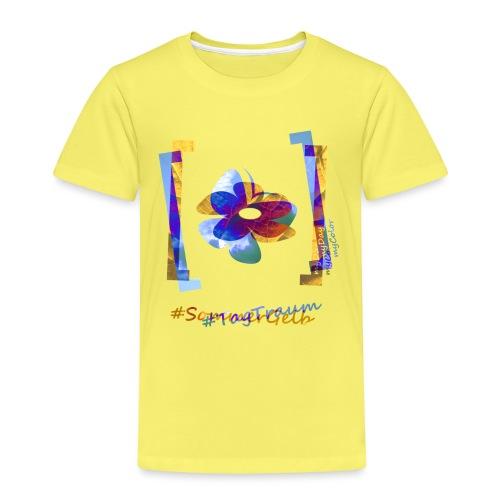 art.4.nature #SommerTraum - Kinder Premium T-Shirt