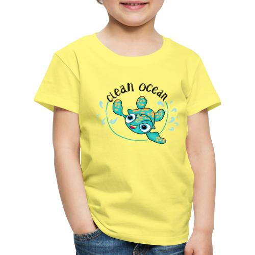 Clean Ocean - Kids' Premium T-Shirt