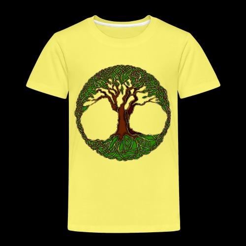 Tree of Life - colour - Kids' Premium T-Shirt