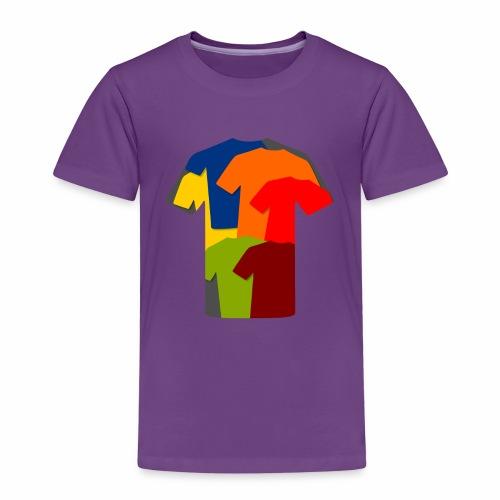 T-Shirts im T-Shirt - Kinder Premium T-Shirt