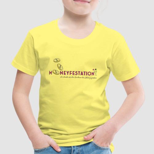 moneyfestation - Kinder Premium T-Shirt