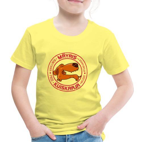 Mäyriskuiskaaja II - Lasten premium t-paita