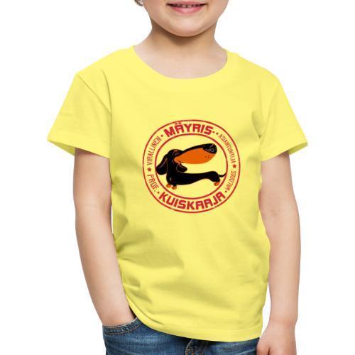 Mäyriskuiskaaja VI - Lasten premium t-paita