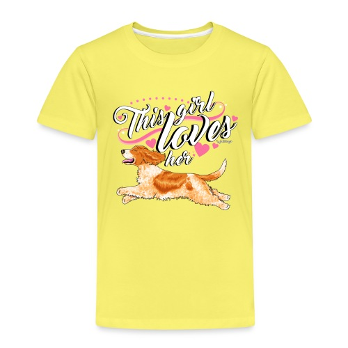cockergirl4 - Kids' Premium T-Shirt