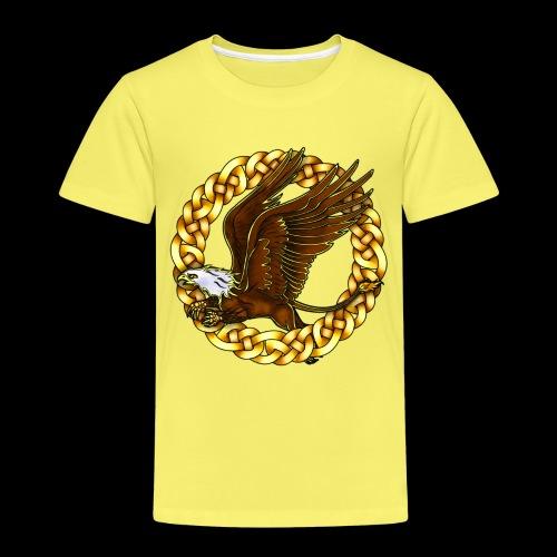 Bald Gryphon - Kids' Premium T-Shirt