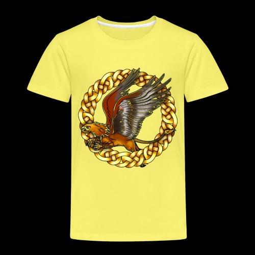 Golden Gryphon - Kids' Premium T-Shirt
