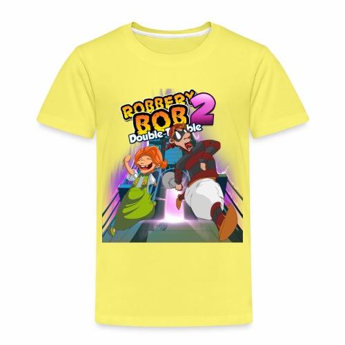 Robbery Bob and Cassie - Kids' Premium T-Shirt