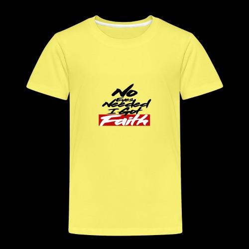 I BELIEVE - Camiseta premium niño