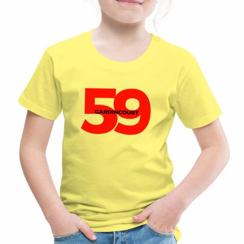 GARDINCOURT Collection F - T-shirt Premium Enfant