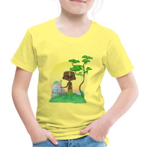 bonhomme magique - T-shirt Premium Enfant