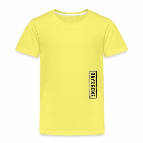 gamers daysgone - Camiseta premium niño