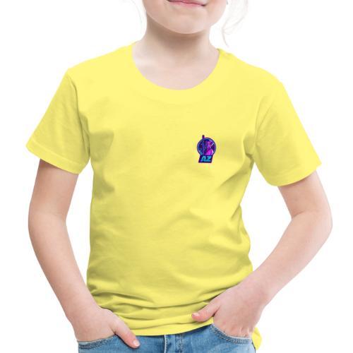 AZ GAMING LOGO - Kids' Premium T-Shirt