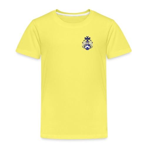 Petridis Wappen farbig Converted nina png - Kinder Premium T-Shirt