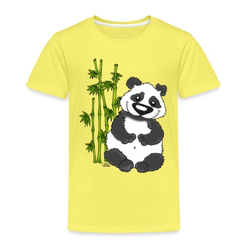 Panda Pao Pao - Kinder Premium T-Shirt