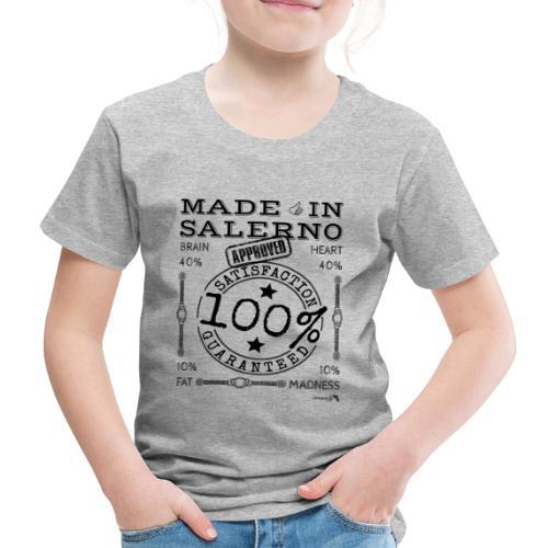 1,02 Made In Salerno - Maglietta Premium per bambini