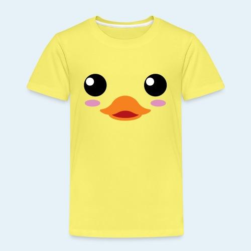 Pato bebé (Cachorros) - Camiseta premium niño