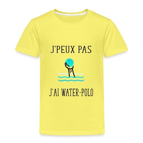 j' peux pas j'ai water-polo - T-shirt Premium Enfant