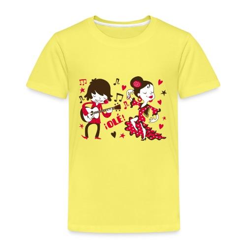 GITANILLOS - Camiseta premium niño