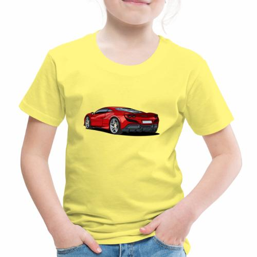 Supercar - Kids' Premium T-Shirt