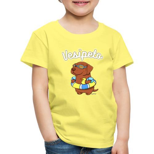 vesipeto3 - Lasten premium t-paita